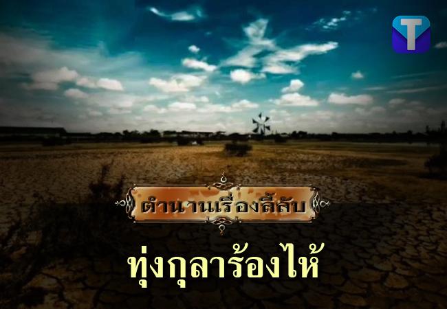 พ่าค้าพม่าเผ่ากุลาเดินข้ามทุ่งจนร้องไห้